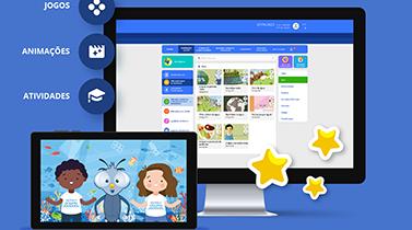 Nova Plataforma de Aprendizagem - Espinho Educa +